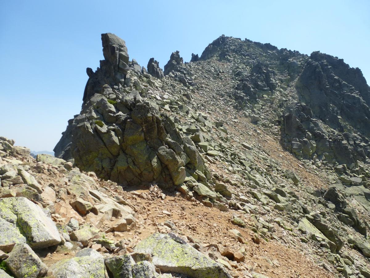Almanzor (2.592 m)