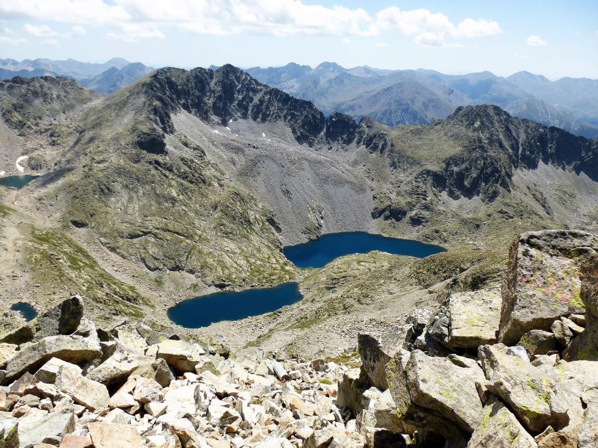 Punta Alta de Comalesbienes (3.014 m)