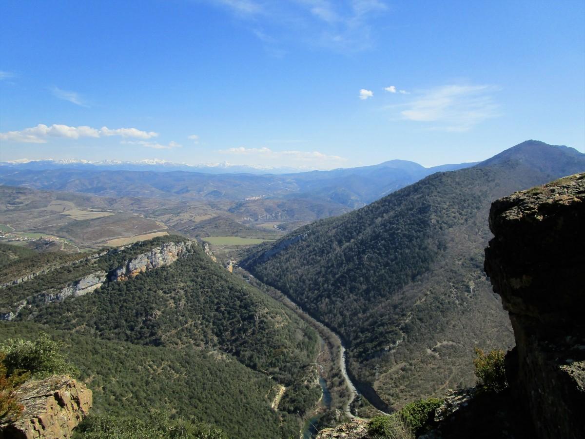 Idokorri (1.073 m) por la Foz de Santa Colomba
