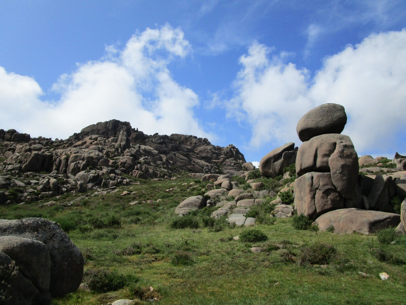 A Pedra do Guerreiro