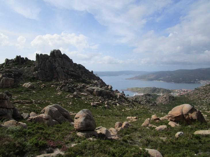 Monte Pindo.