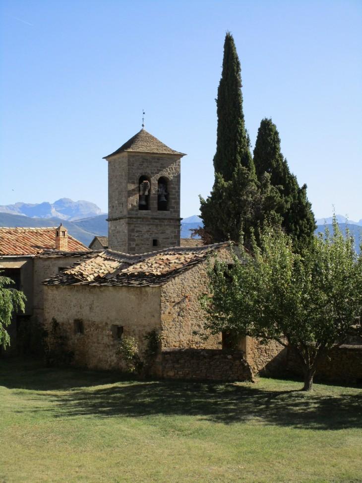 Iglesia de Barós.