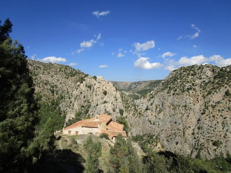 Ermita de San Pedro de la Roqueta